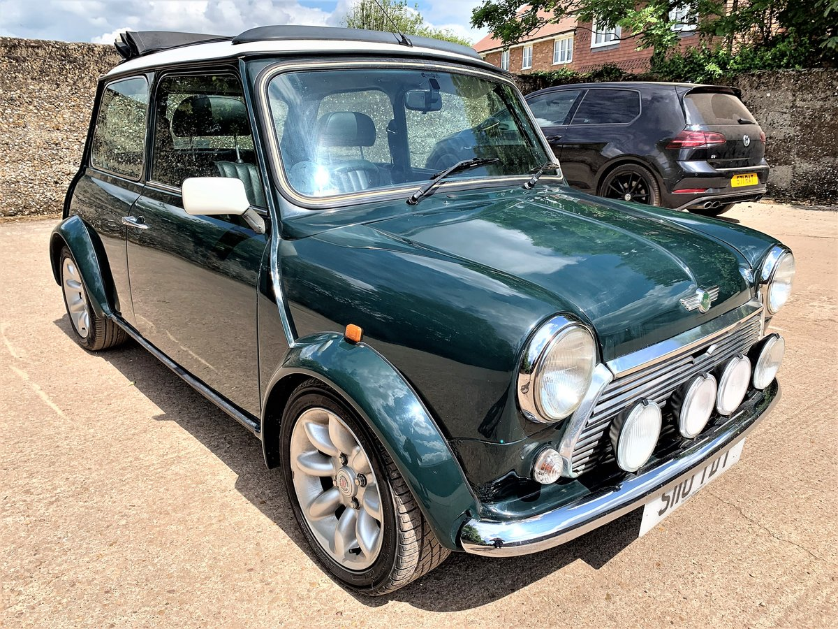 1998 Mini Cooper Sports LE+1 owner since 2008+A1 history+64K For Sale (picture 2 of 6)