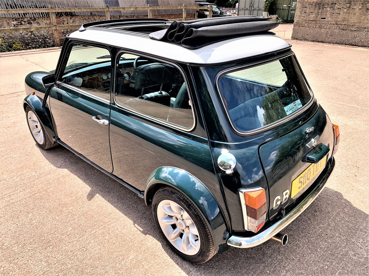 1998 Mini Cooper Sports LE+1 owner since 2008+A1 history+64K For Sale (picture 4 of 6)
