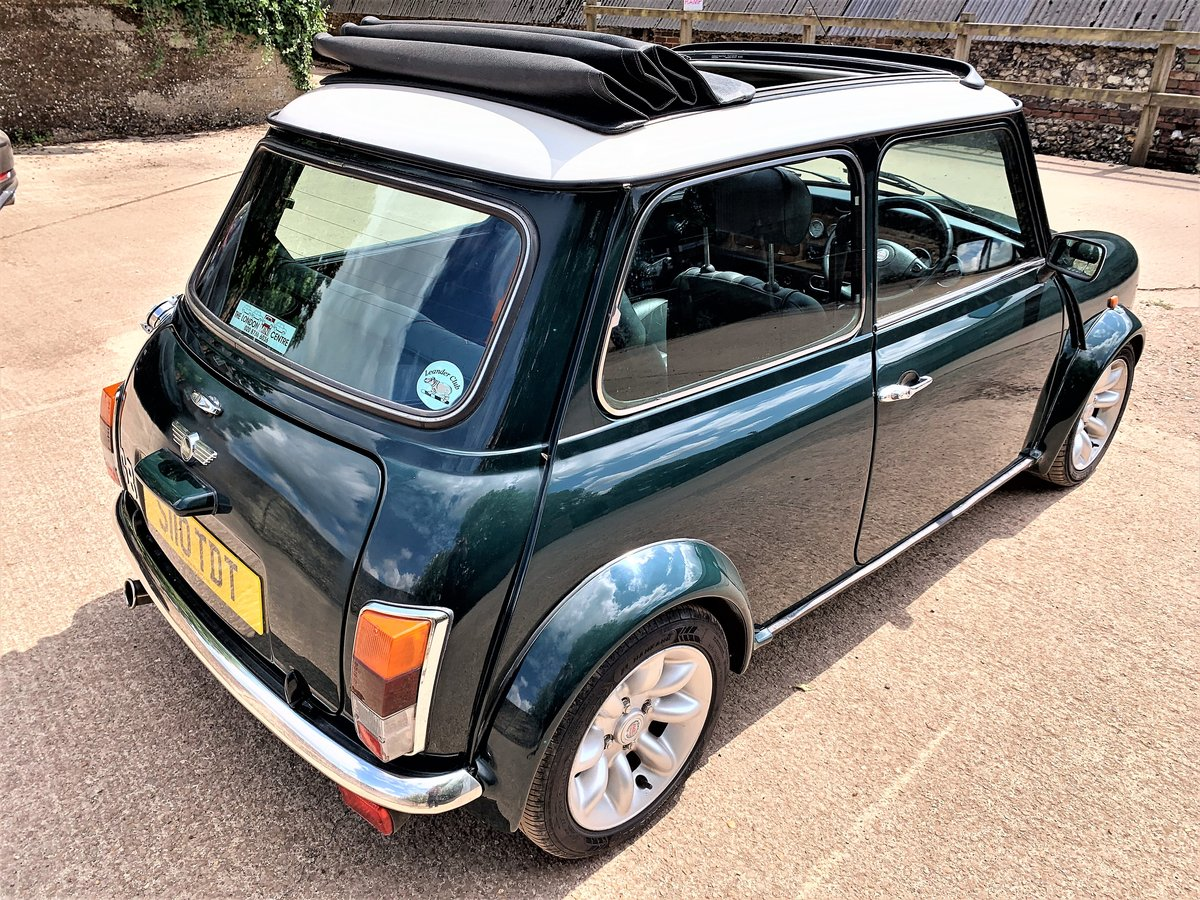 1998 Mini Cooper Sports LE+1 owner since 2008+A1 history+64K For Sale (picture 5 of 6)