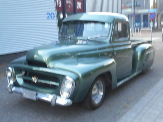 1955 INTERNATIONAL HARVESTER PICK-UP For Sale (picture 1 of 6)