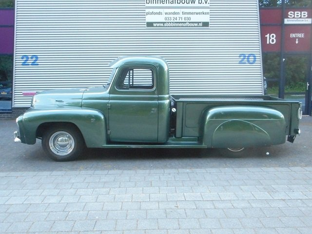 1955 INTERNATIONAL HARVESTER PICK-UP For Sale (picture 5 of 6)