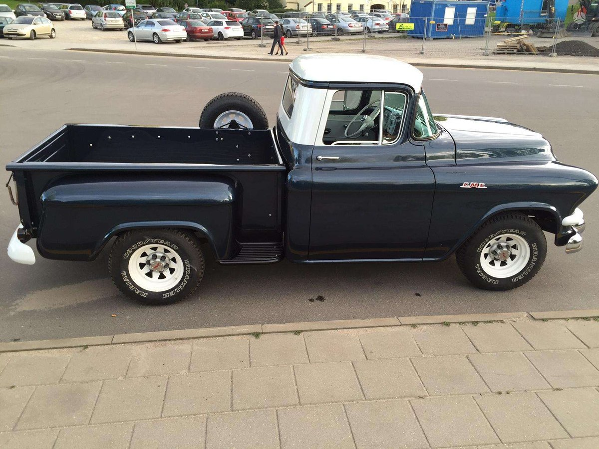1957 GMC picUp For Sale (picture 2 of 6)