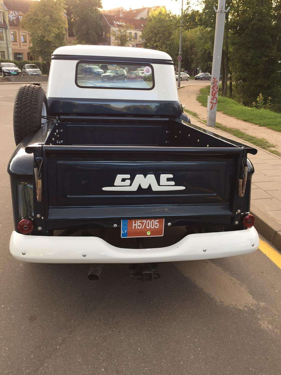 1957 GMC picUp For Sale (picture 4 of 6)