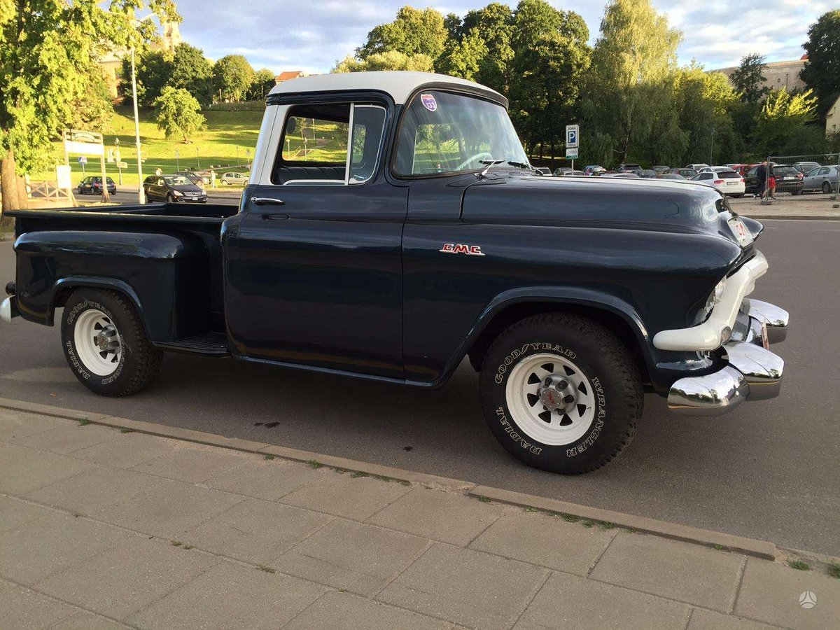 1957 GMC picUp For Sale (picture 5 of 6)