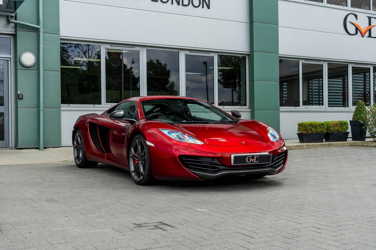 2012 MCLAREN MP4-12C For Sale (picture 1 of 6)