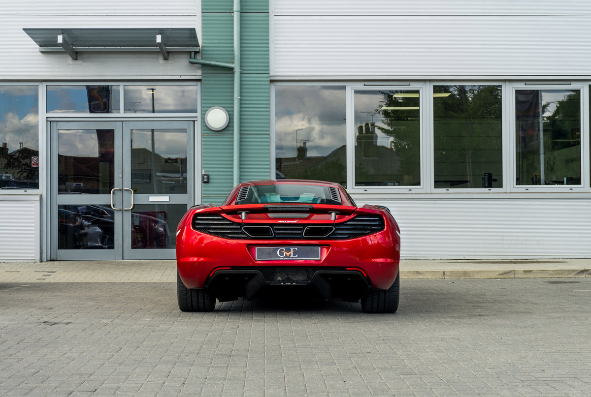 2012 MCLAREN MP4-12C For Sale (picture 2 of 6)