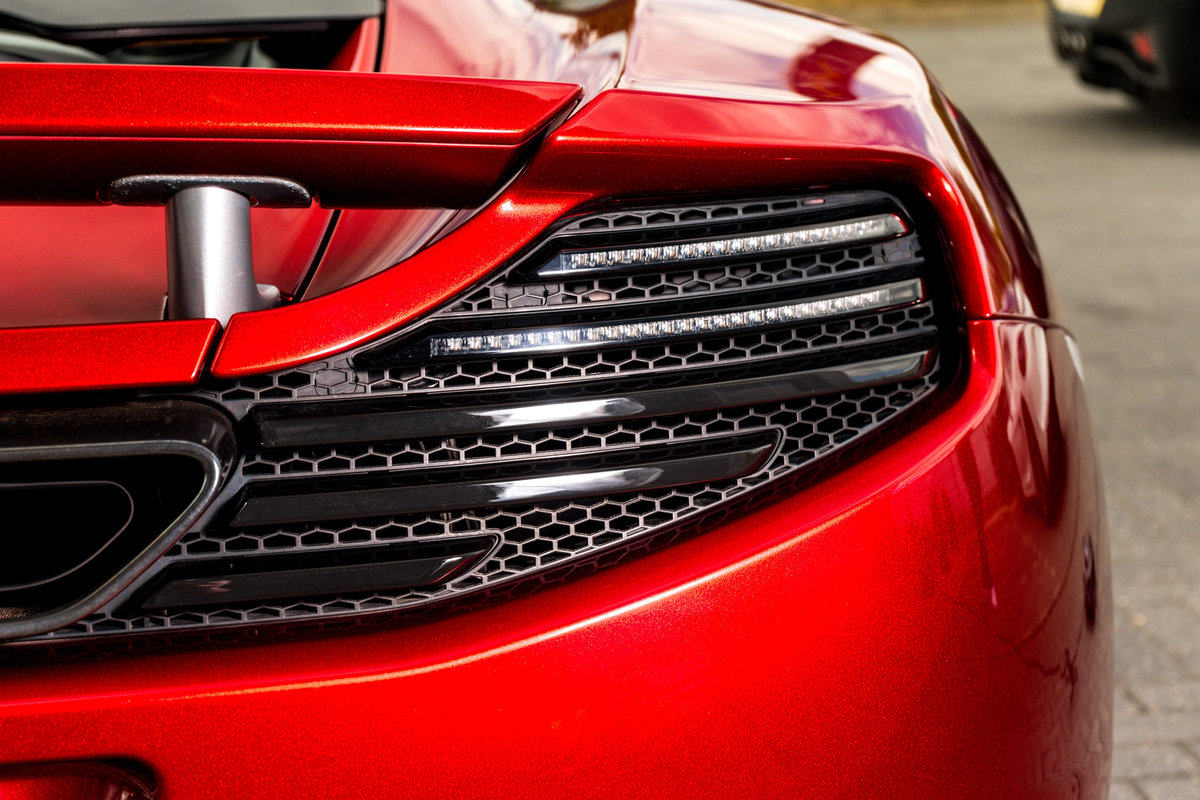 2012 MCLAREN MP4-12C For Sale (picture 3 of 6)