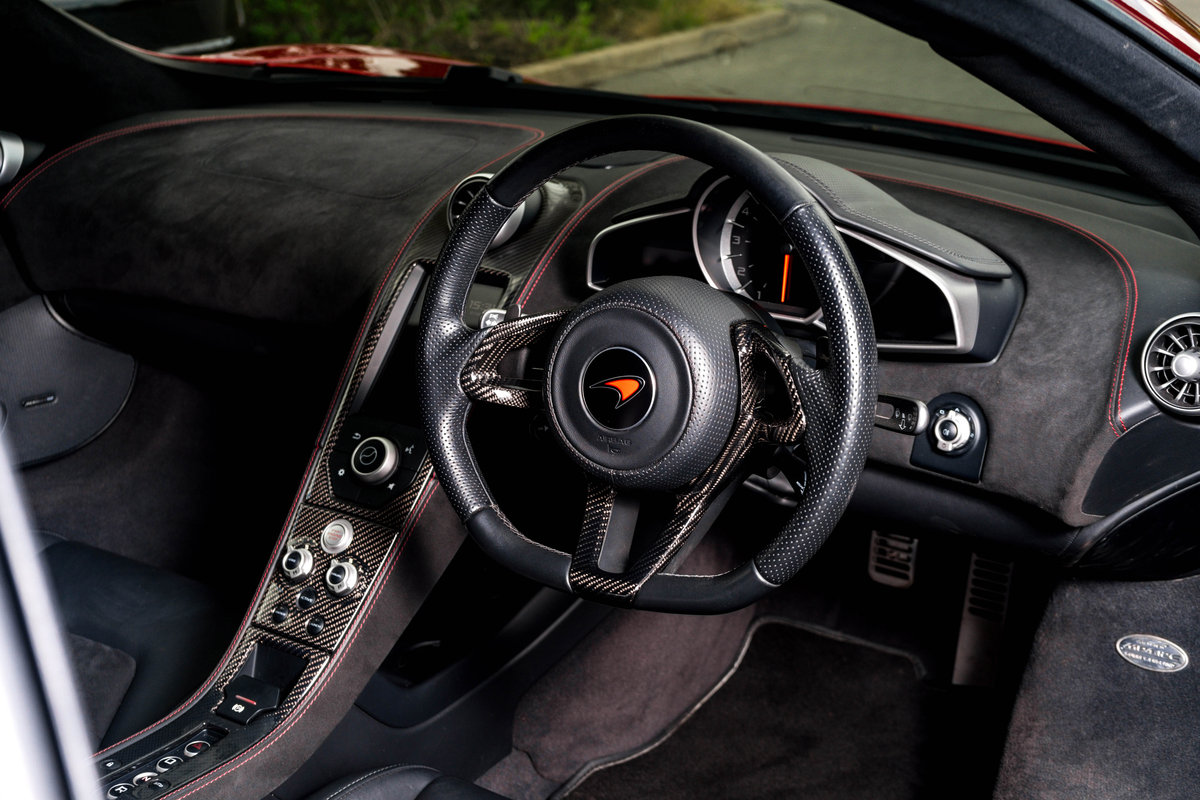 2012 MCLAREN MP4-12C For Sale (picture 4 of 6)