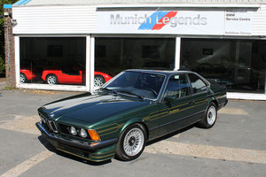1982 BMW Alpina E24 B7S Turbo Coupe For Sale
