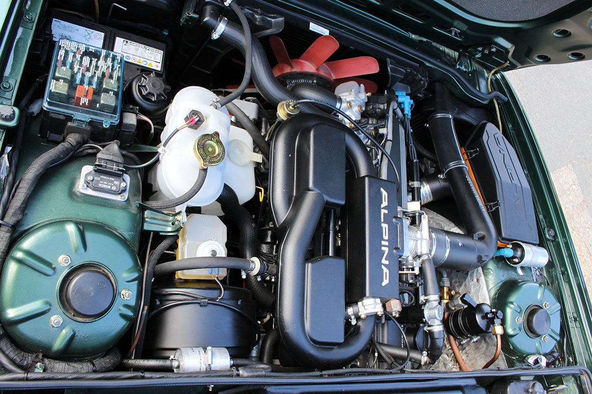 1982 BMW Alpina E24 B7S Turbo Coupe For Sale (picture 3 of 6)