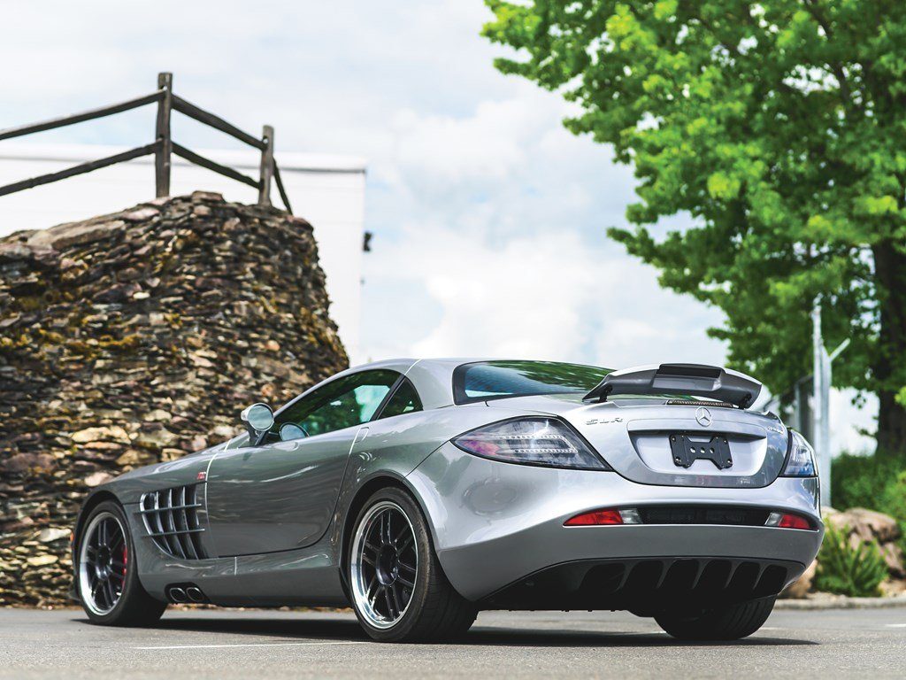 2007 Mercedes Benz Slr Mclaren 722 Edition For Sale By