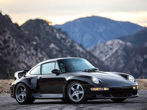 1998 RUF CTR2 Sport  For Sale by Auction