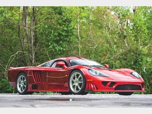 2005 Saleen S7 Twin Turbo  For Sale by Auction