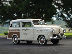 1951 Crosley CD Super Station Wagon  For Sale by Auction