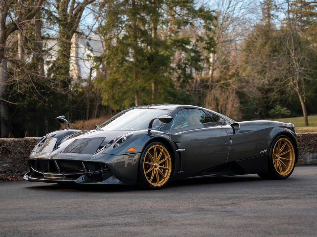 Pagani Huayra For Sale >> 2014 Pagani Huayra Tempesta Scozia For Sale By Auction