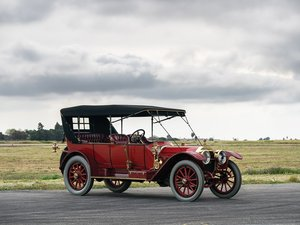 1912 Locomobile M-48 7 Passenger Torpedo Touring  For Sale by Auction