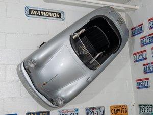 Porsche 356 A Speedster Junior For Sale by Auction