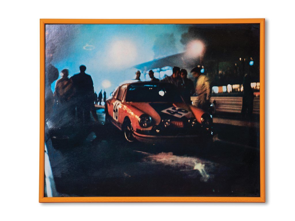 Porsche Racing Photographs For Sale by Auction (picture 4 of 6)