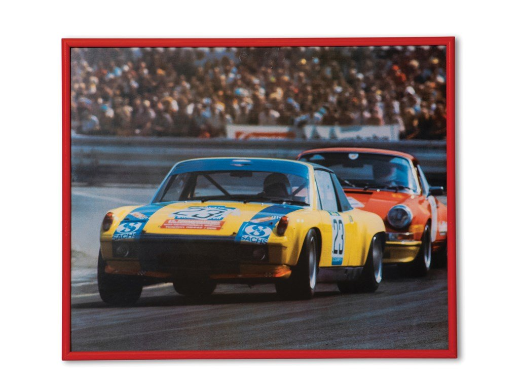 Porsche Racing Photographs For Sale by Auction (picture 5 of 6)