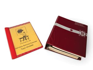 Porsche 911 Workshop Manual, 1965 and Service School Course For Sale by Auction