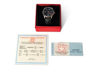 Motochron RS 2.7 Stainless Steel Automatic Wristwatch For Sale by Auction