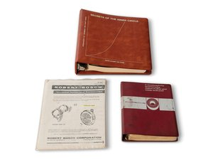 Secrets of the Inner Circle and Porsche Special Tool Catalog For Sale by Auction