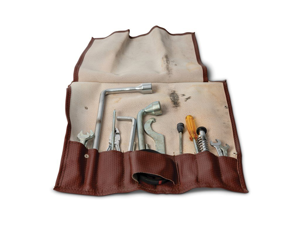 Porsche Tool Roll For Sale by Auction (picture 1 of 2)