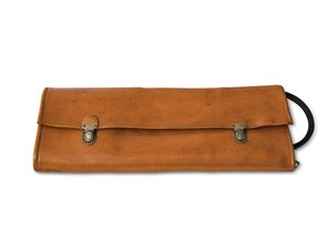 Vintage Porsche Tool Roll with Tools For Sale by Auction