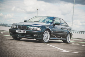 1999 Albina B10 V8 4.6 E39 - Only 34,000 Miles  For Sale by Auction