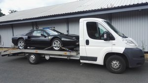 Classic car transport Uk & European  Dorset Based