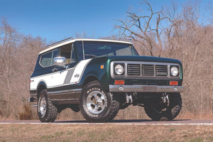 1976 76 International Harvester Scout II Scout II 4x4 SUV = 350 For Sale