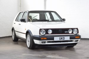 VW VOLKSWAGEN GOLF MK2 GTI 8V 1.8 5DR WHITE 1991  For Sale