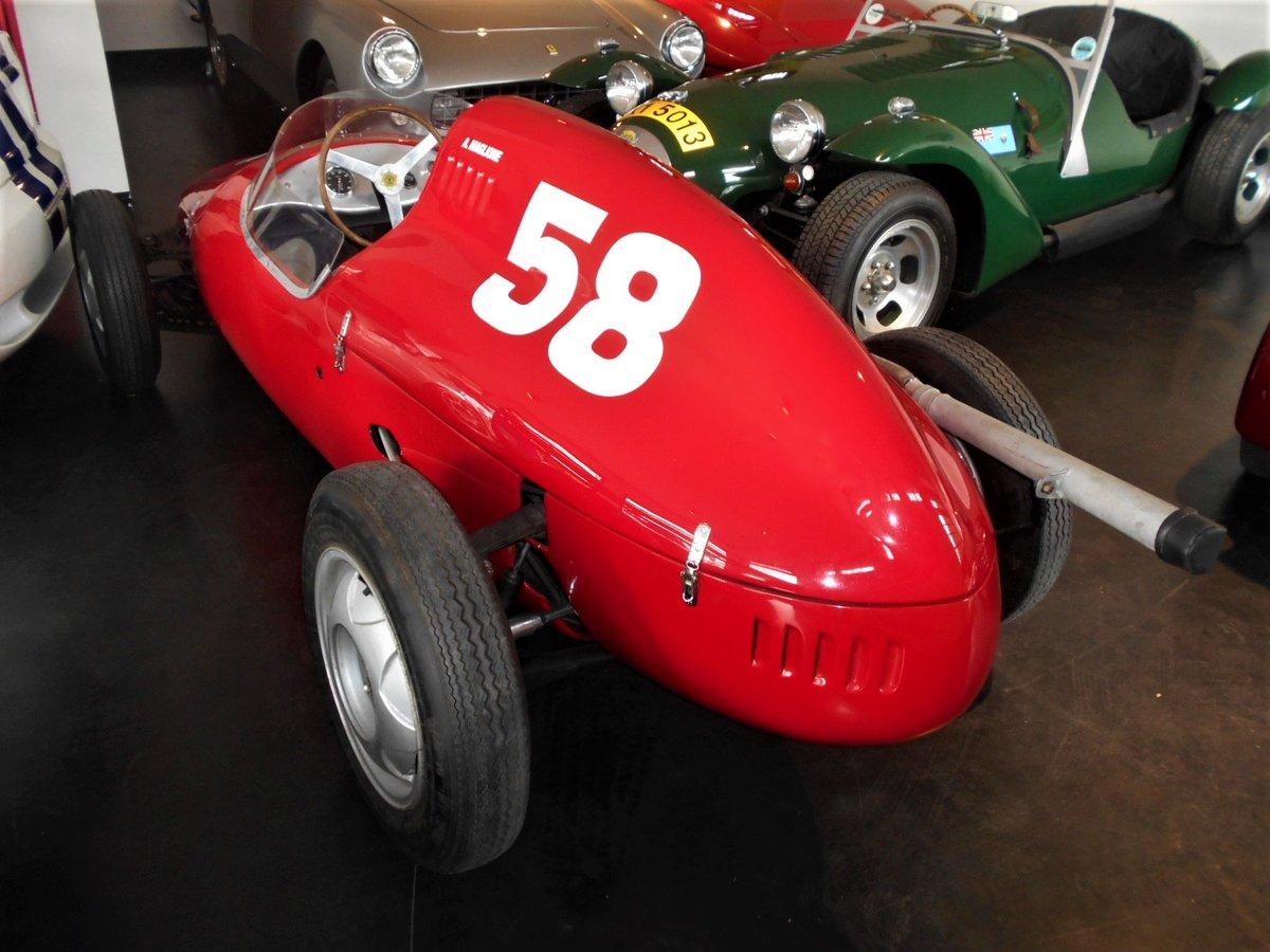 1958 De Sanctis F.Junior  For Sale (picture 3 of 6)