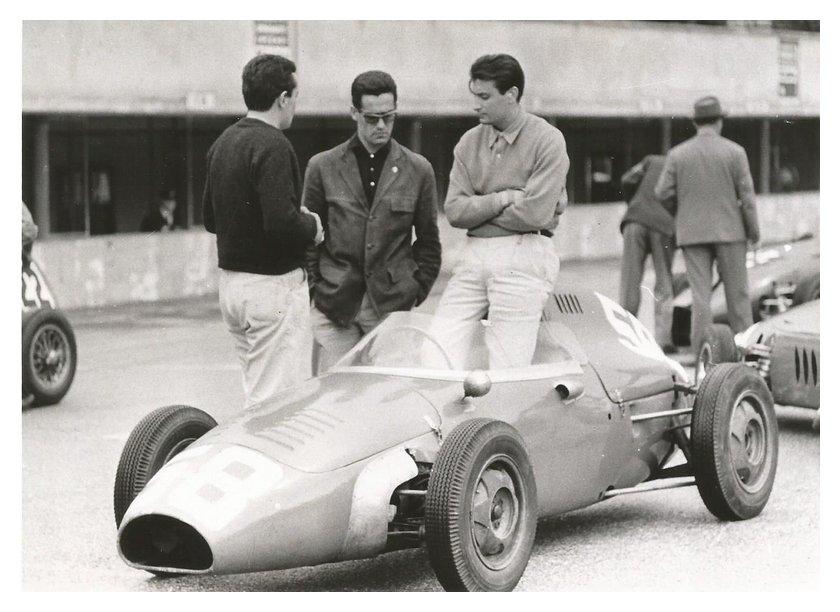 1958 De Sanctis F.Junior  For Sale (picture 6 of 6)