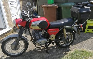 1977 MZ TS 250/1 TAX & MOT EXEMPT GOOD CONDITION