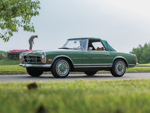 1971 Mercedes-Benz 280 SL  For Sale by Auction
