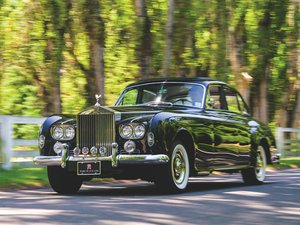 1964 Rolls-Royce Silver Cloud III Sport Saloon by James Youn For Sale by Auction