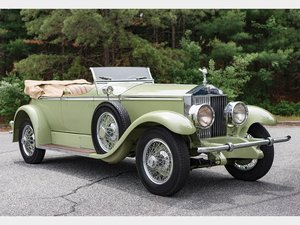 1929 Rolls-Royce Phantom I Ascot Tourer by Brewster For Sale by Auction