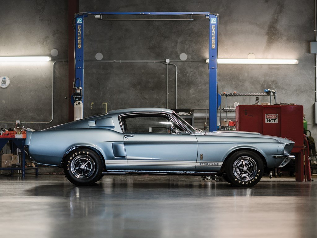 1967 Shelby GT500 For Sale by Auction | Car And Classic