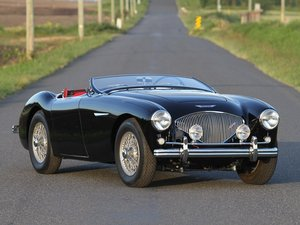 1955 Austin-Healey 100 BN2  For Sale by Auction