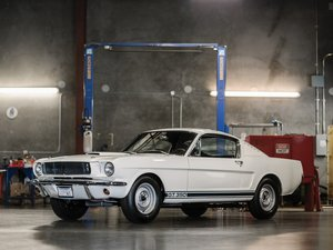 1965 Shelby GT350  For Sale by Auction