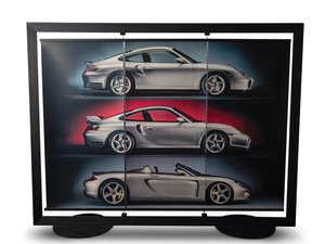 Porsche 911 Turbo, GT2, and Carrera GT Dealership Display For Sale by Auction