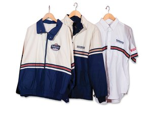 Rothmans Porsche Jackets and Short Sleeve Shirt For Sale by Auction