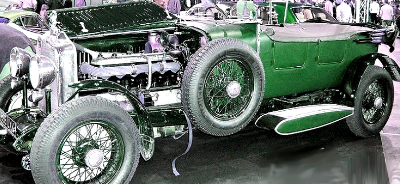 1928 Mint Speed 6 VdP body + restorable Minerva chassis For Sale (picture 3 of 3)