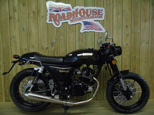 Picture of 2020 Bullit Motorcycles Spirit 125cc Brand New 0% Finance For Sale
