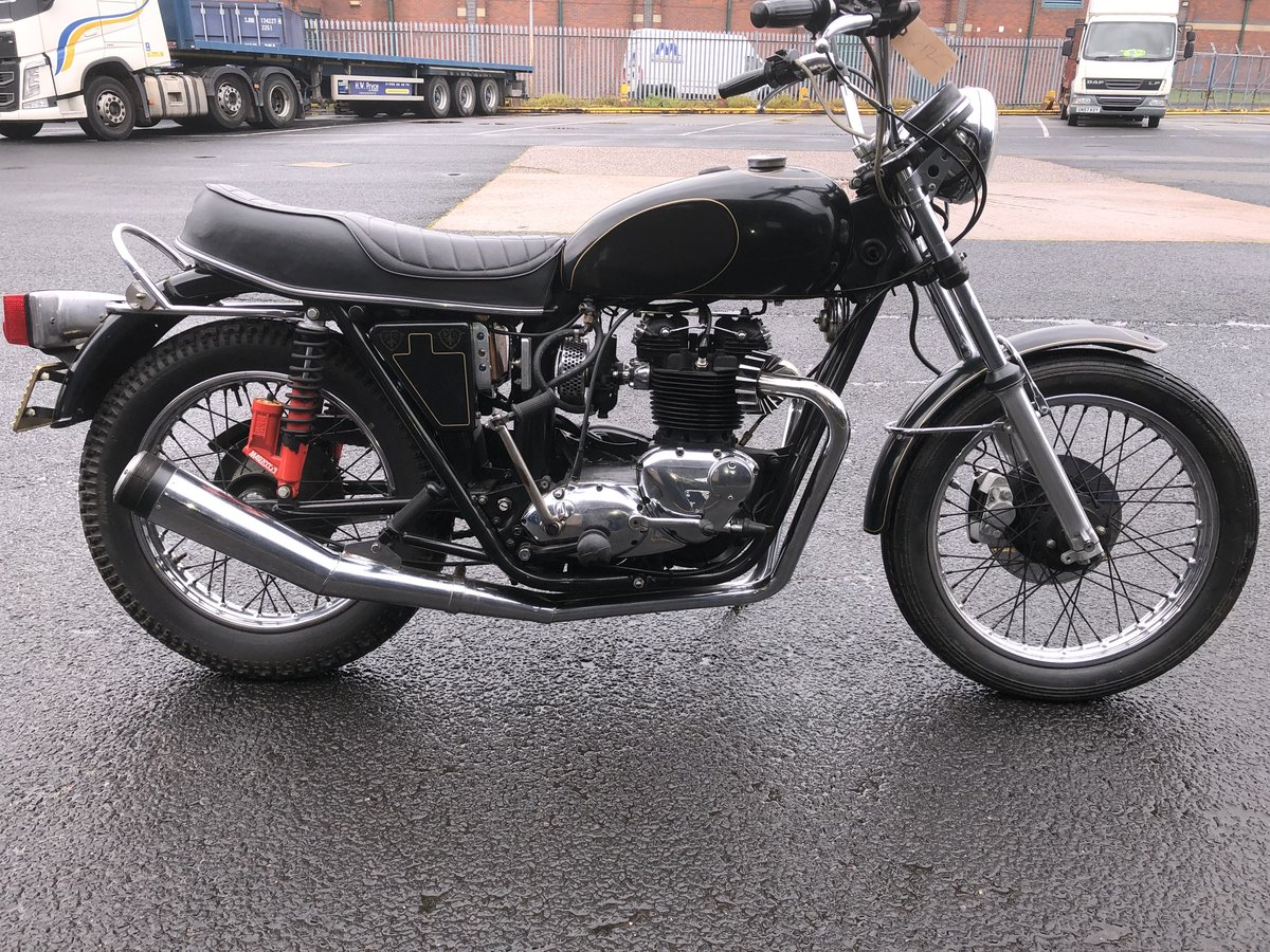 1973 Triumph 750cc TR7RV Tiger For Sale (picture 1 of 6)