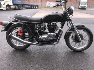 1973 Triumph 750cc TR7RV Tiger For Sale