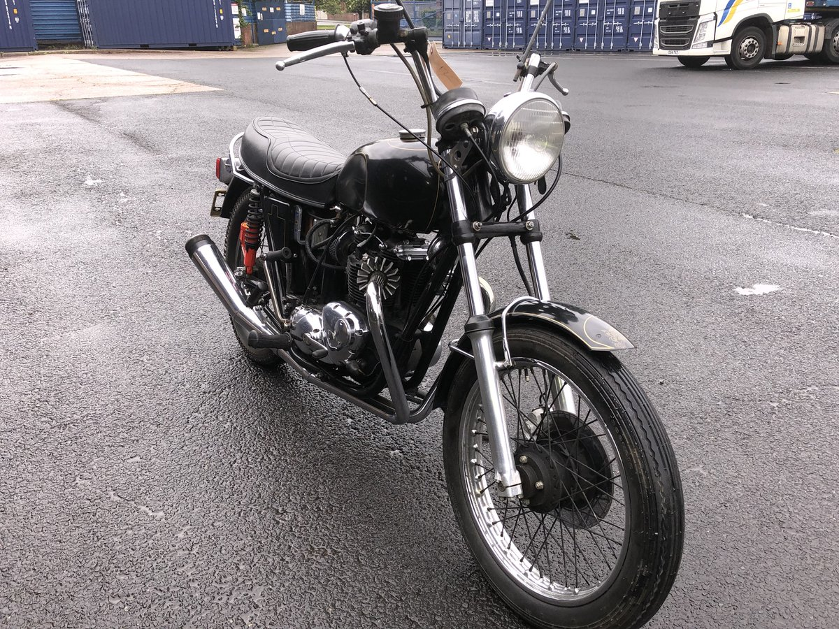1973 Triumph 750cc TR7RV Tiger For Sale (picture 2 of 6)