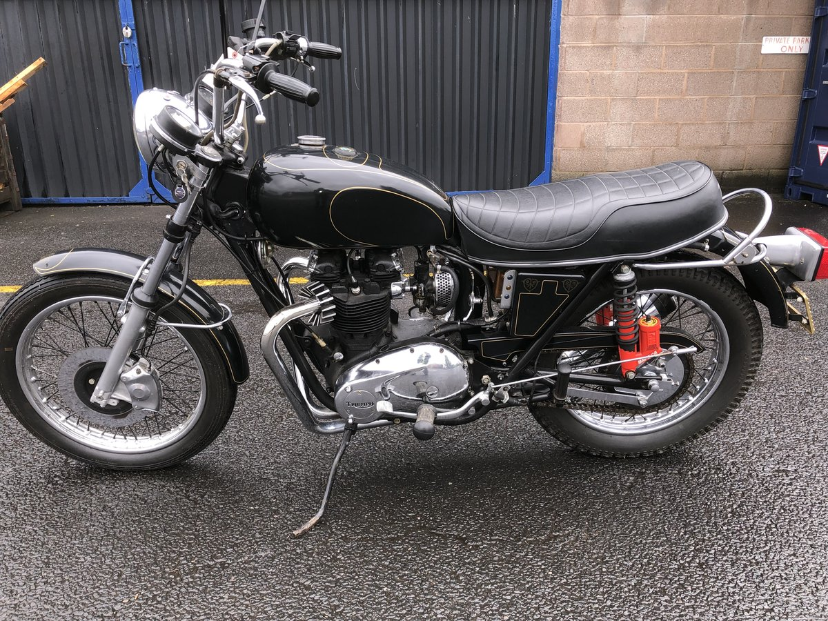 1973 Triumph 750cc TR7RV Tiger For Sale (picture 5 of 6)