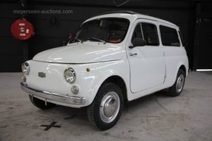 1976 AUTOBIANCHI Bianchina Giardiniera For Sale by Auction